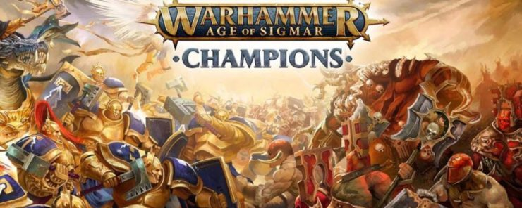 Warhammer Age of Sigmar: Champions-Sigmar