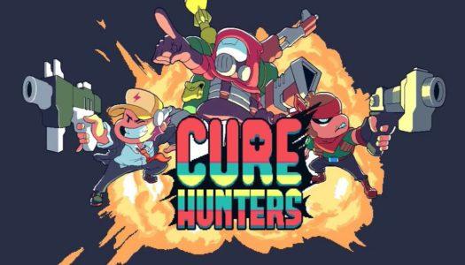 EN-TREN-TENIDOS: Cure Hunters