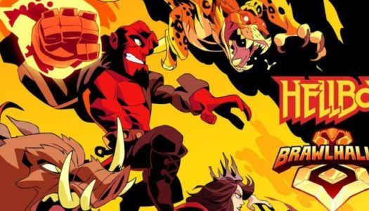 Hellboy estará disponible en Brawlhalla