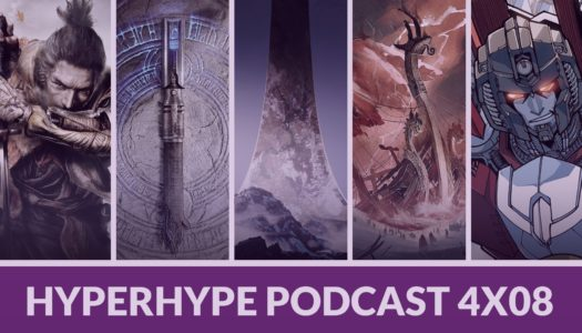 HyperHype Podcast 4×08 – Star Wars Jedi: Fallen Order, Assassin's Creed…