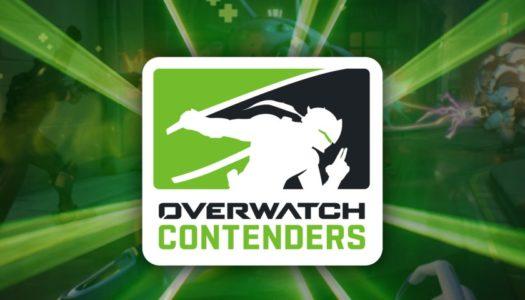 Showdown de Overwatch Contenders ya tiene fechas y ubicaciones