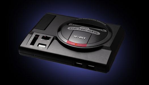 Mega Drive Mini, el nuevo punto de partida de SEGA