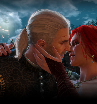 The Witcher 3 Romance