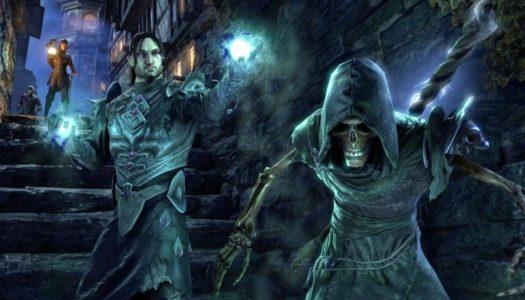 La clase nigromante hace su debut en The Elder Scrolls Online