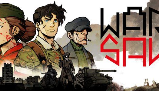 Warsaw, el alzamiento de Varsovia hecho juego