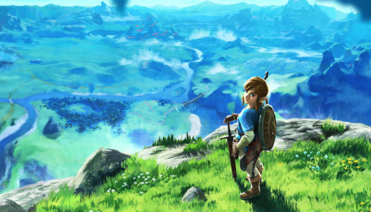 Labo es más tentador cuando puedes jugar Zelda y Mario en VR