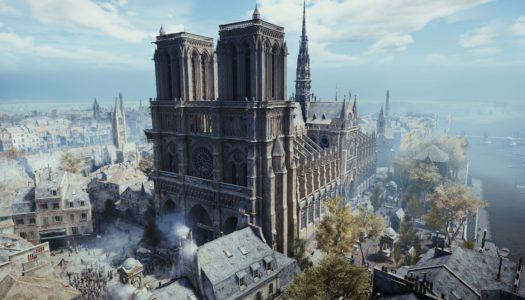 Notre Dame y la posible importancia de Assassin's Creed Unity