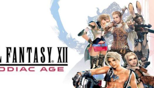 Final Fantasy XII: The Zodiac Age ya disponible para Switch y Xbox One