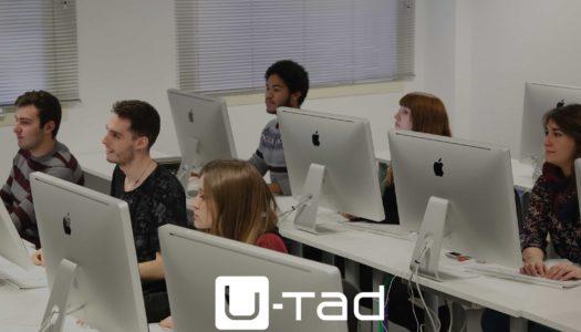 Los nuevos cursos de U-tad como apoyo nacional al sector