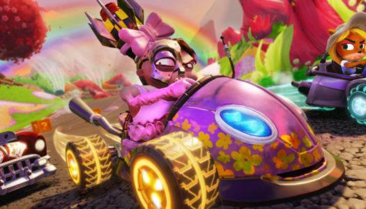 Llega la customización a Crash Team Racing: Nitro-Fueled