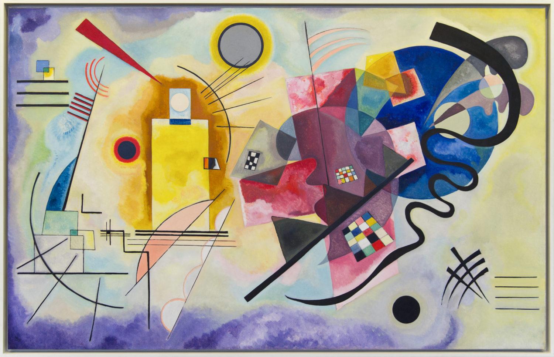 Kandinsky, abstracción y videojuegos