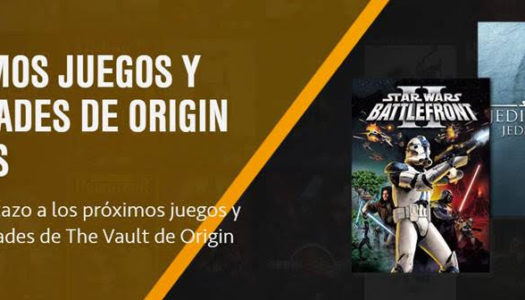 Origin Access añade siete títulos de Star Wars a su catálogo