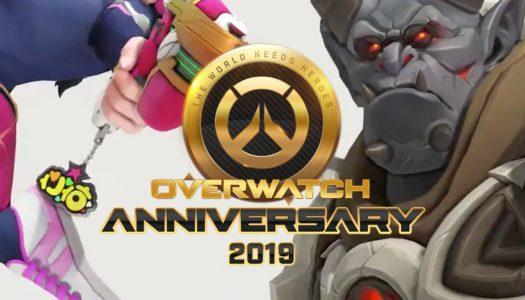 Overwatch presenta sus novedades de cara a su tercer aniversario