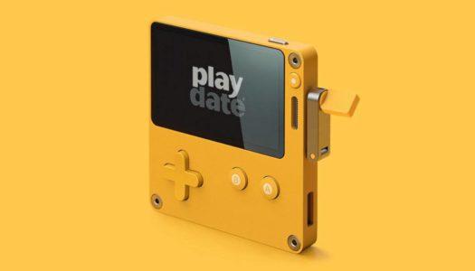 PlayDate, la nueva consola portátil de origen indie