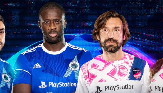 Anunciada la Final de la UEFA Champions League PlayStation F.C.