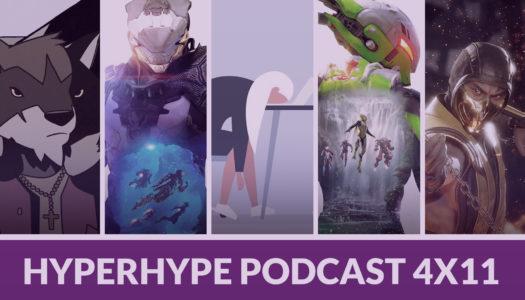 HyperHype Podcast 4×11 – Crunch y actualidad laboral con Joseju
