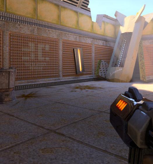 Quake 2 Ray Tracing-Quake II RTX