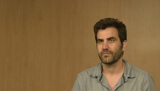 Víctor Navarro, doctor en Game Studies y autor de Cine Ludens