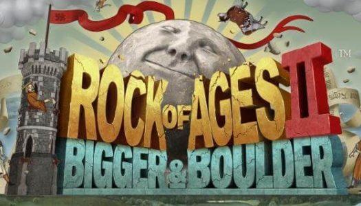 Rock of Ages 2: Bigger & Boulder ya está disponible en Nintendo Switch