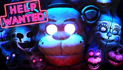 Five Nights at Freddy's se lanza a la realidad virtual