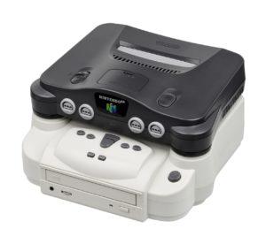 Copion Nintendo 64