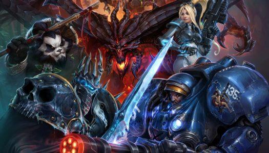 Blizzard tiene más juegos en desarrollo que nunca