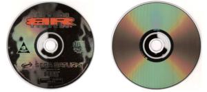 CD ROM de SEGA Saturn