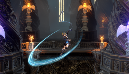 Bloodstained: Ritual of the Night disponible ya para PC, PS4 y Xbox One