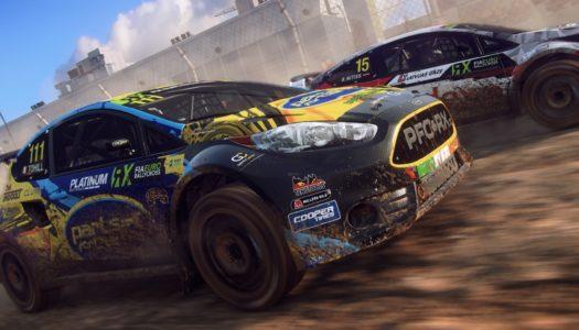 Rallycross de Letonia, uno de los nuevos contenidos en DiRT Rally 2.0