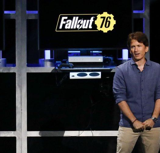 Todd Howard / Fallout 76