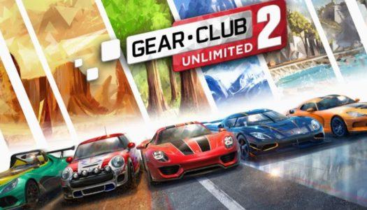 Llega nueva actualización para Gear Club Unlimited 2