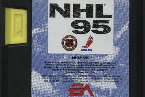 Cartucho EA Mega Drive