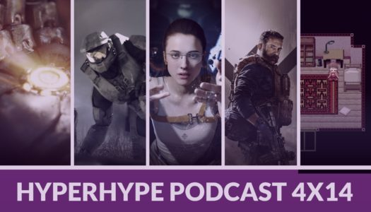 HyperHype Podcast 4×14 – Pre E3, Death Stranding, Call of Duty