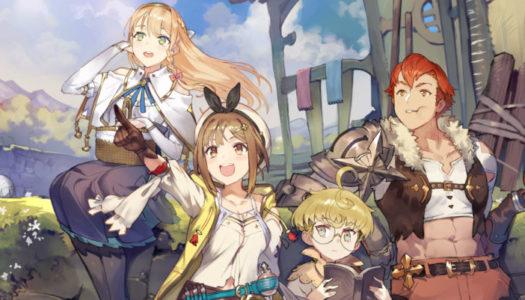 Atelier Ryza llegará a Switch, PS4, PC en noviembre