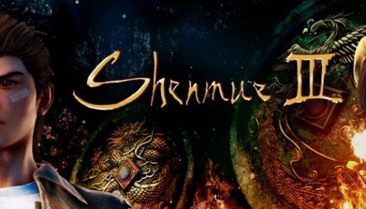 """Shenmue III ofrece un nuevo trailer, """"Un día en Shenmue"""""""