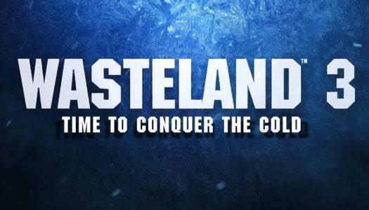 Microsoft muestra nuevas imágenes de Wasteland 3 en el E3