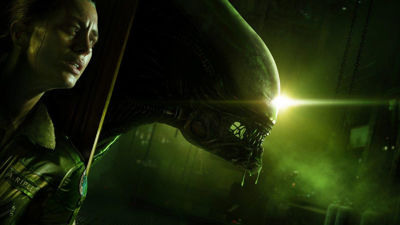 Alien Isolation terror
