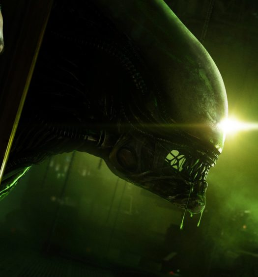 Alien Isolation terror