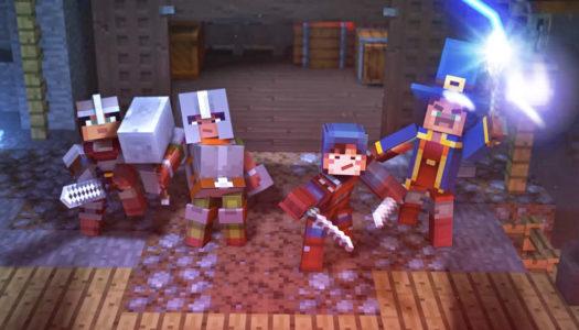 Minecraft Dungeons, la fusión entre Diablo y Minecraft