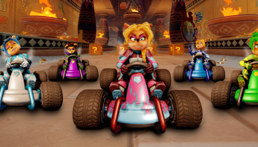 El Gran Premio de Crash Team Racing Nitro-Fueled ha llegado