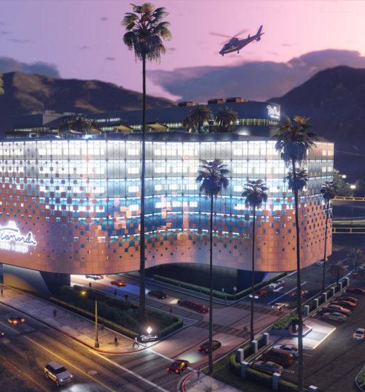 GTA-Online-Diamond Casino-and-Resort