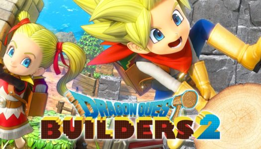 Dragon Quest Builders 2 ya a la venta