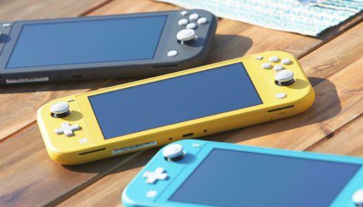 Nintendo Switch Lite ya es oficial: la polémica se queda en la ecuación