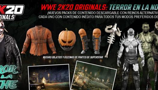 2K presenta los Pases de Temporada WWE 2K20 Originals