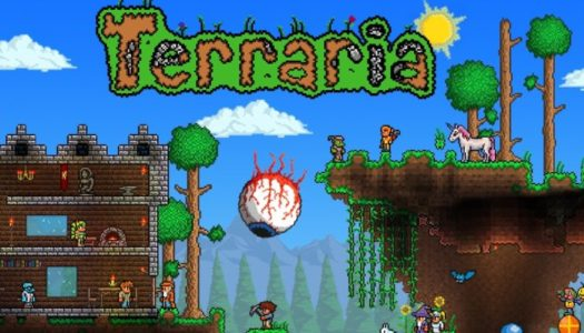 Terraria luce su actualización 1.3.5 en un nuevo gameplay tráiler