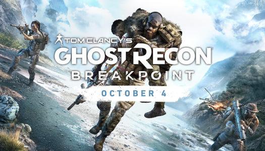 Ubisoft anuncia los requisitos técnicos para Ghost Recon Breakpoint