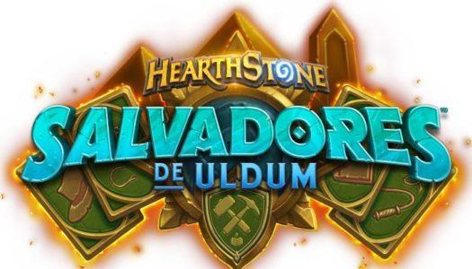 La expansión Salvadores de Uldum llega a Hearthstone