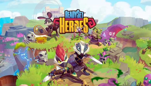 Ready Set Heroes llegará en exclusiva a PlayStation 4
