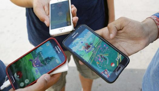 Tres años de Pokémon GO