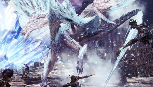 Monster Hunter World: Iceborne lanza su primera actualización